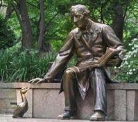 Andersen-statue